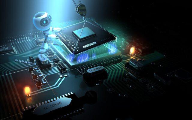 CPU - Bộ vi xử lí
